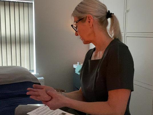 Jill Harbey Reflexology Relaxation Techniques