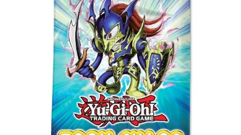 Toon Chaos Booster