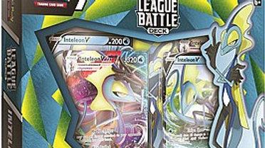 Pokémon Inteleon VMAX League Battle Deck