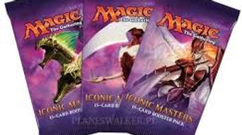 Iconic Master Triple Booster(3 Boosters)