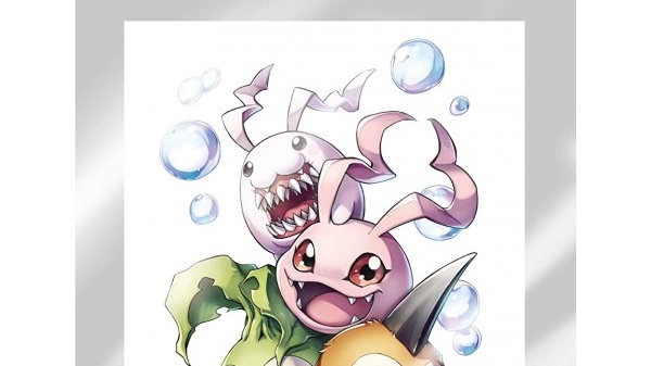 Digimon Card Game  60pc Sleeves - Baby (Fresh Level)