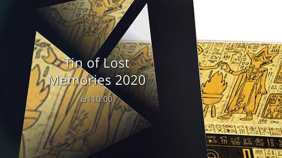 Tin of Lost Memories 2020