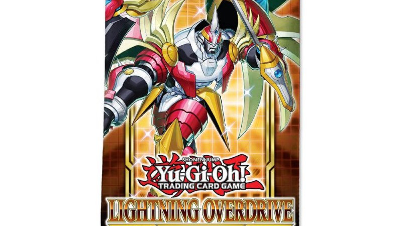 Lightning Overdrive Booster