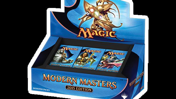 Modern Master 2015 Booster Box
