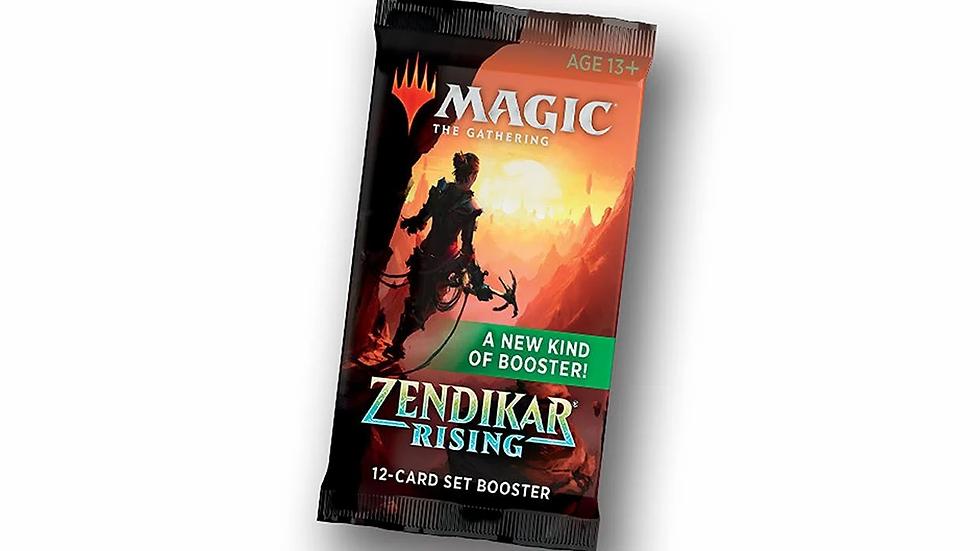 Zendikar Rising Booster(12 Cards)