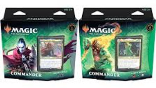 Zendikar Rising Commander Deck(1 pack)