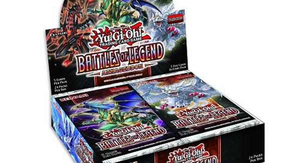 Battles of Legend ARMAGEDON Booster Box