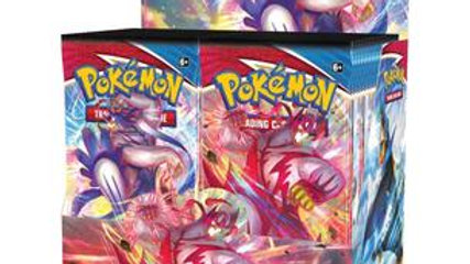 Battle Styles Booster Box(36 Boosters)