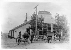 Lewis Store, before 1920