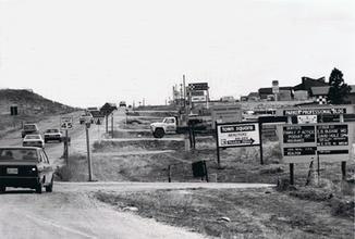 Parker Road circa 1980