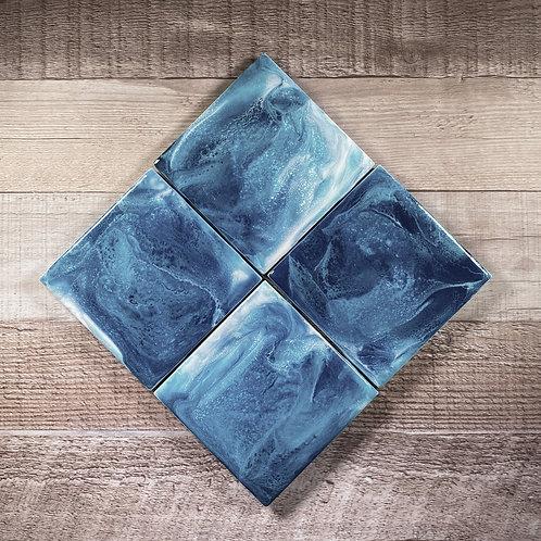 Mystic Seas Table Coaster Set