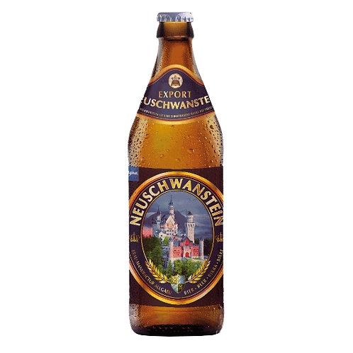 ノイシュバンシュタインビール EXPORT 0.5L
