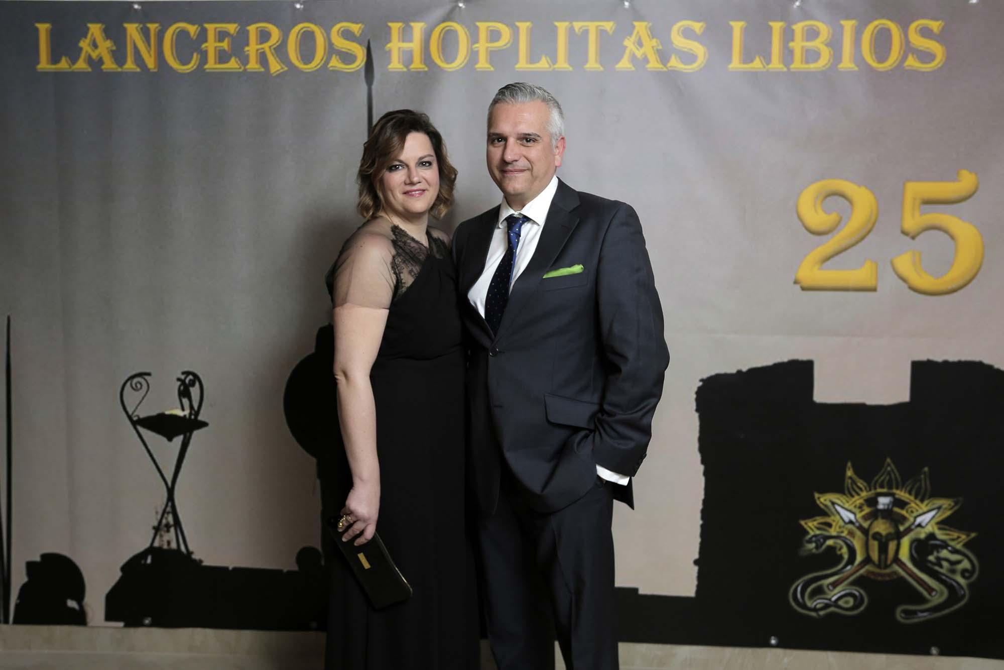 Lanceros Hoplitas Libios  (231)