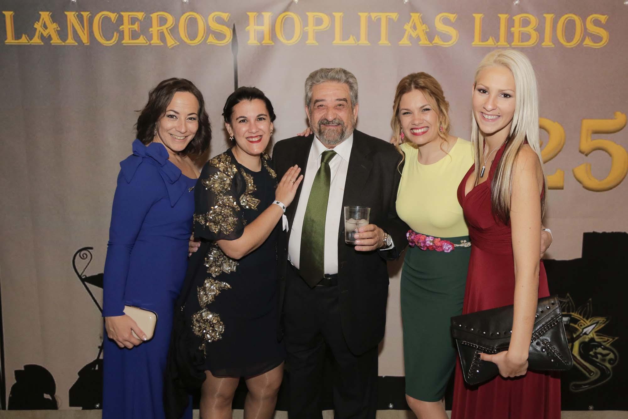 Lanceros Hoplitas Libios  (224)