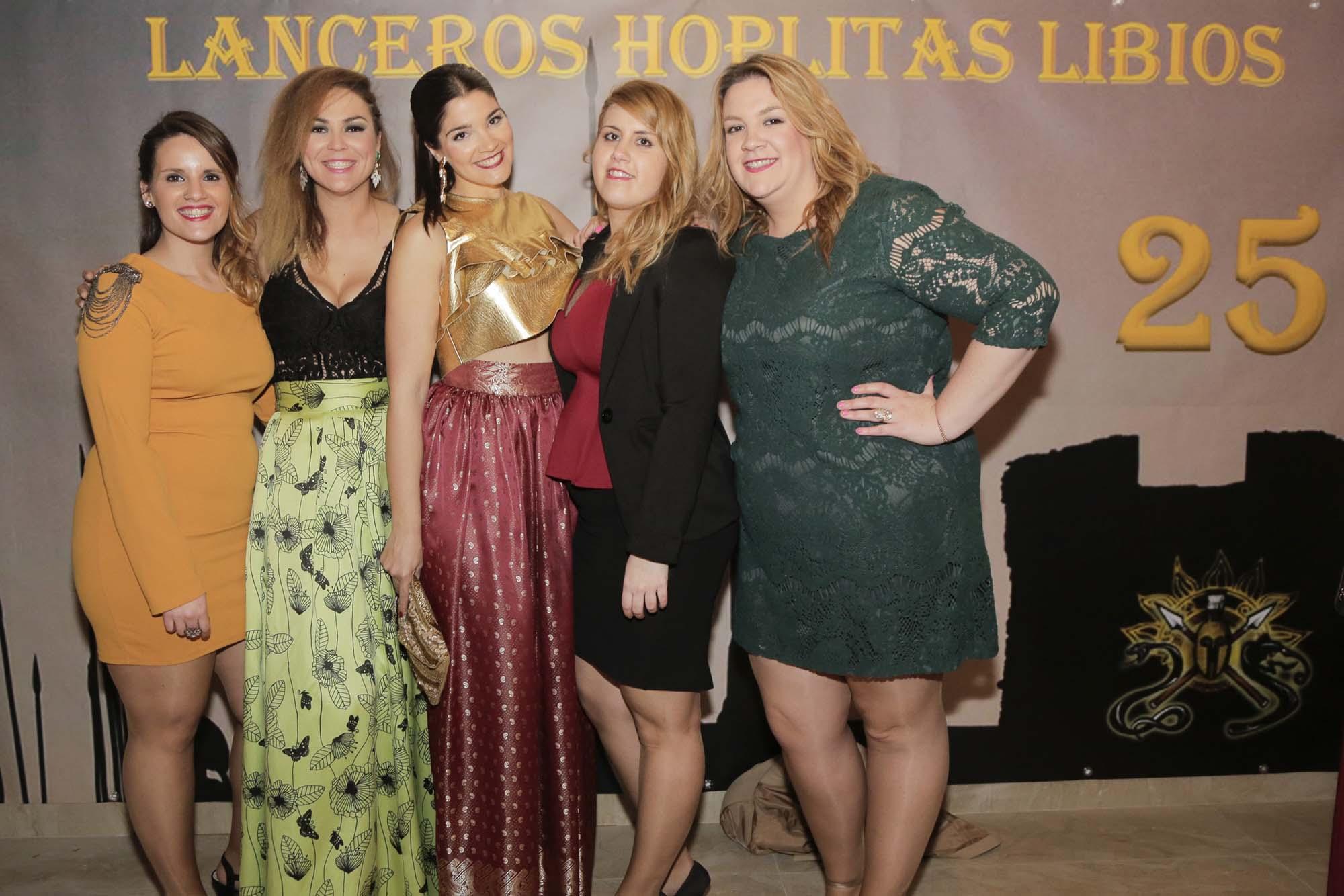 Lanceros Hoplitas Libios  (226)