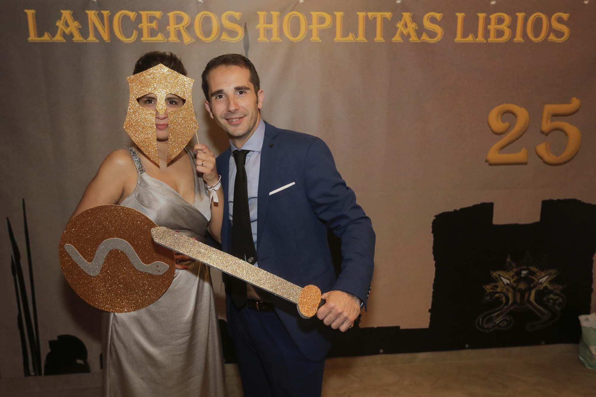 Lanceros Hoplitas Libios  (219)
