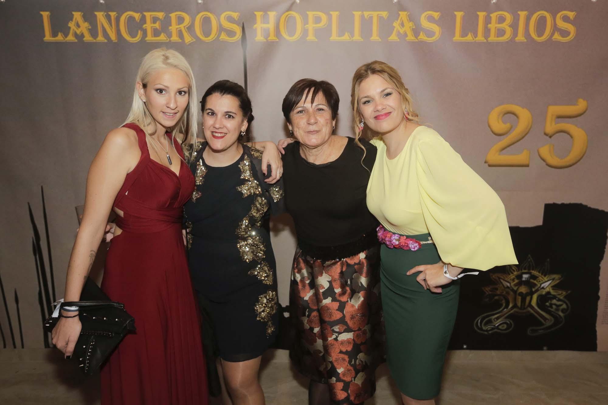 Lanceros Hoplitas Libios  (223)