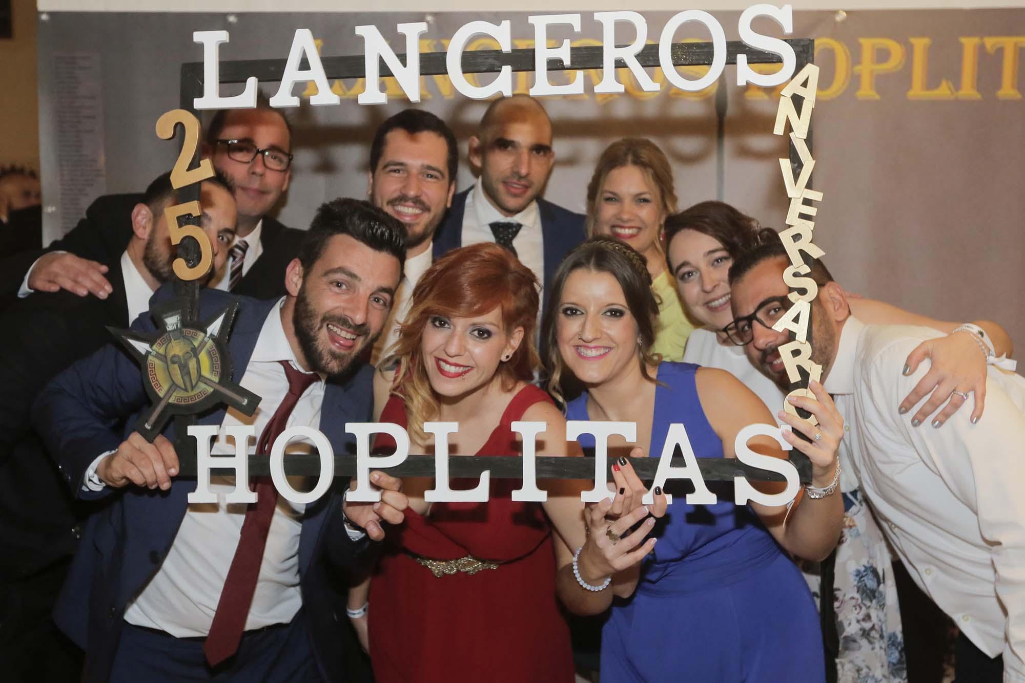 Lanceros Hoplitas Libios  (218)