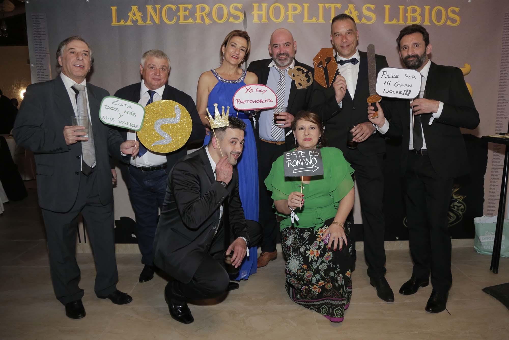 Lanceros Hoplitas Libios  (185)
