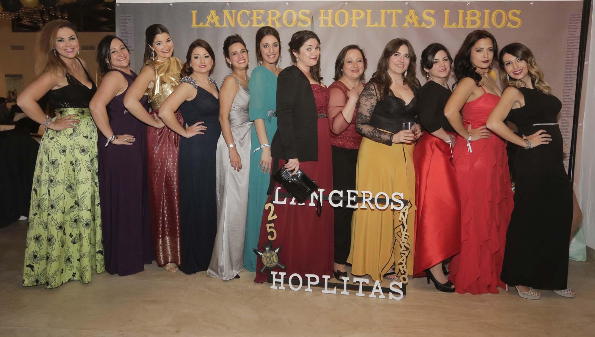 Lanceros Hoplitas Libios  (194)