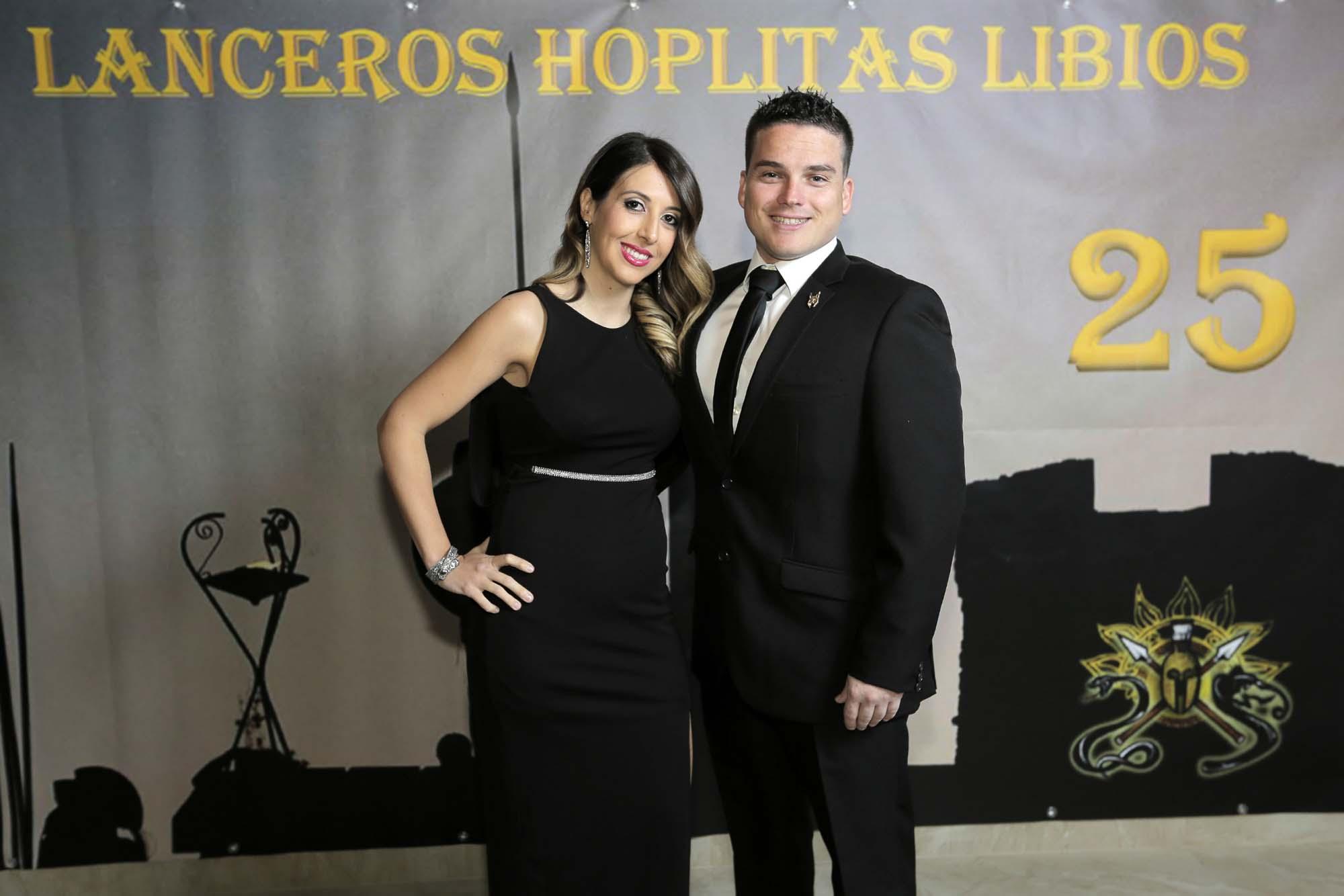 Lanceros Hoplitas Libios  (236)