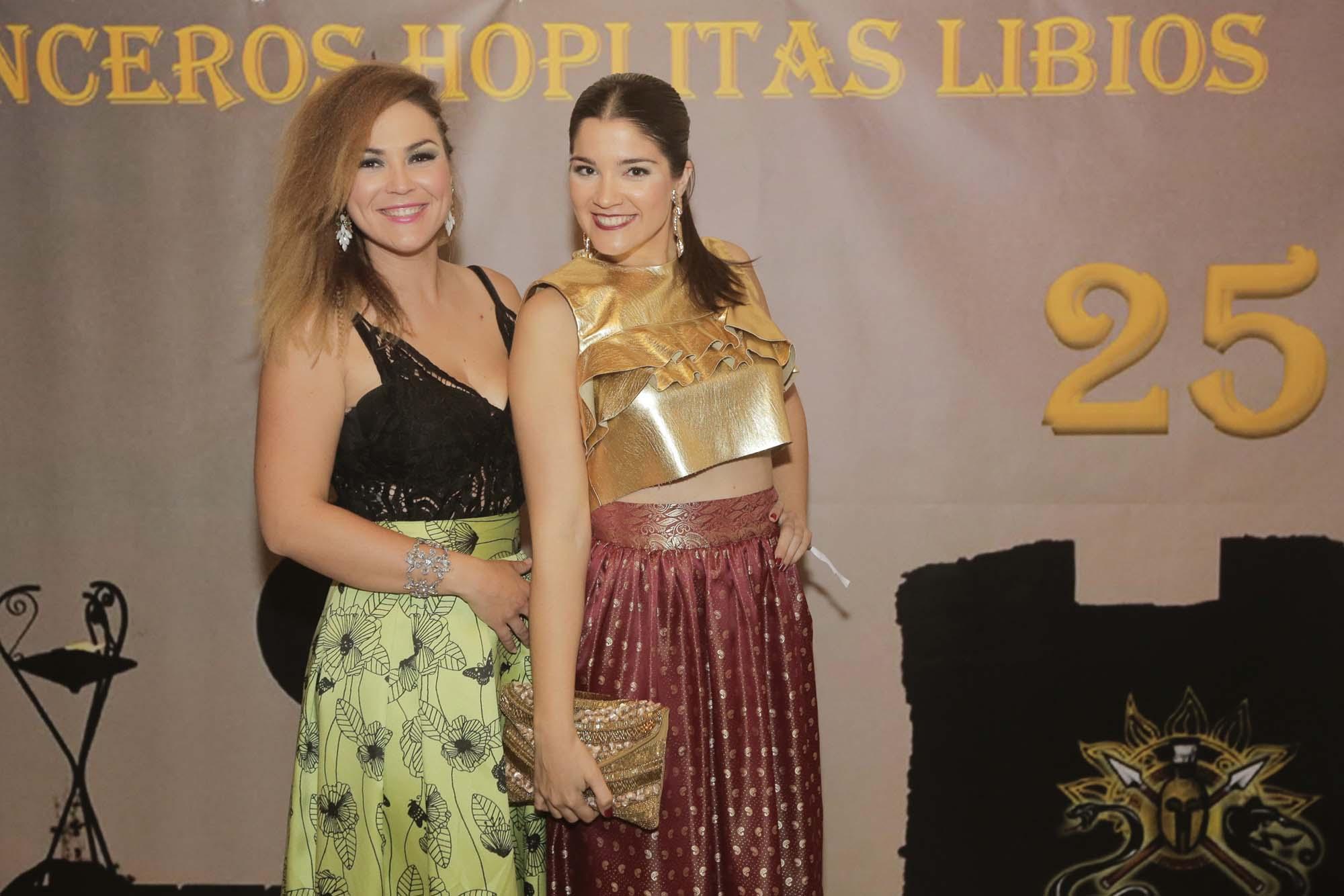 Lanceros Hoplitas Libios  (204)