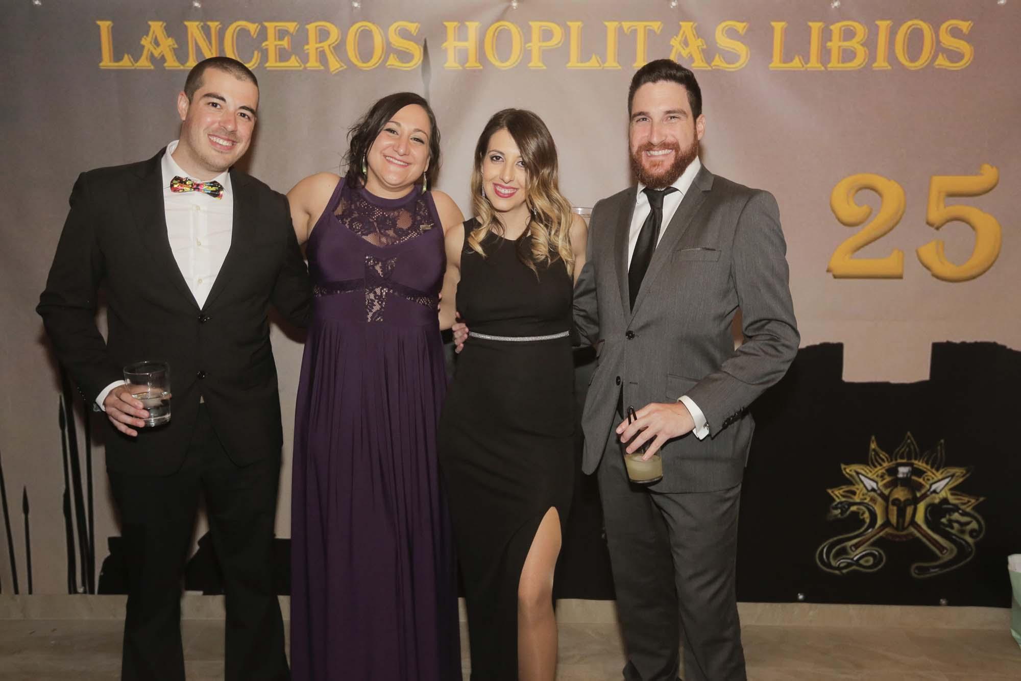 Lanceros Hoplitas Libios  (197)
