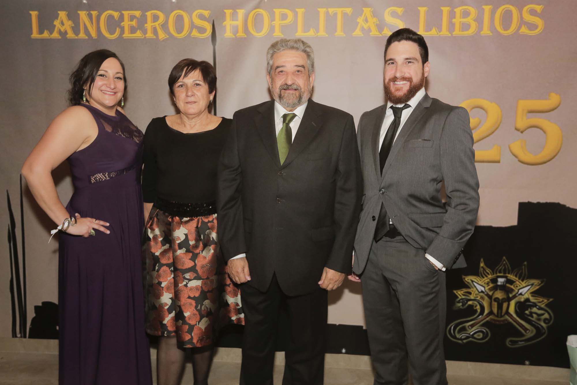 Lanceros Hoplitas Libios  (195)