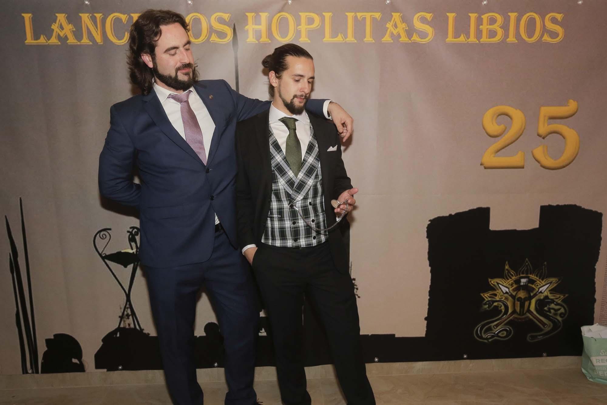 Lanceros Hoplitas Libios  (200)