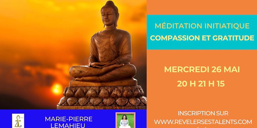 Méditation de compassion et gratitude