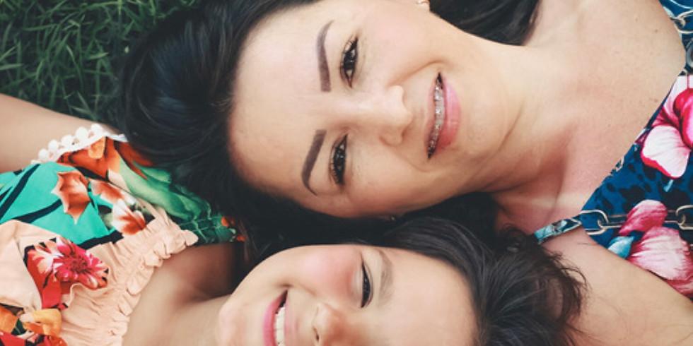 Méditation Initiatique «harmoniser le lien mère-fille» - Lien disponible en replay à vie !!