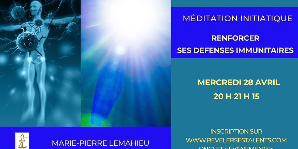 Méditation «renforcer ses défenses immunitaires»
