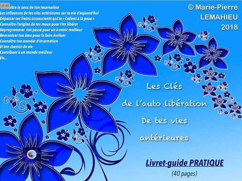 Carnet de libération des vies antérieures PDF
