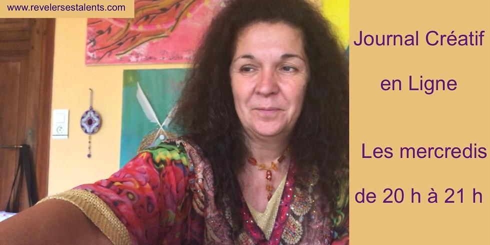 Journal créatif en ligne