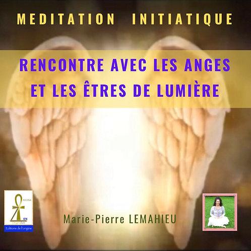 CD Rencontre avec les anges et êtres de lumière
