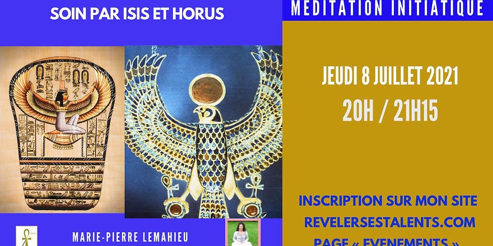 Méditation «Isis et Horus»