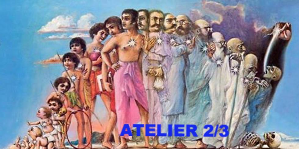 Atelier en ligne «se libérer des mémoires de Vies Antérieures» 2/3