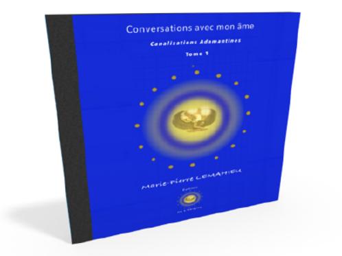 """CD """"Conversation avec mon âme"""" - Tome 1"""
