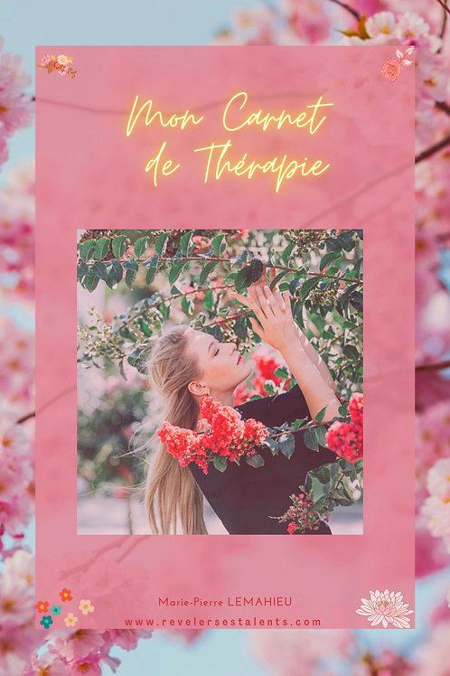 «Mon Carnet de Thérapie» pour 12 séances - pdf téléchargeable