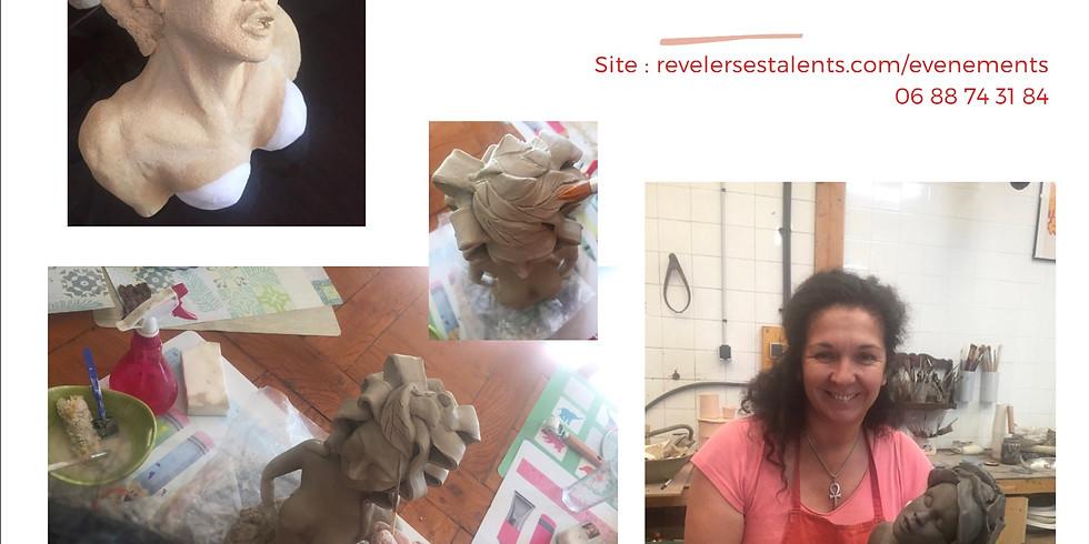 Atelier «Sculpture d'âme» :  réservation gratuite ou inscription payante disponibles ici