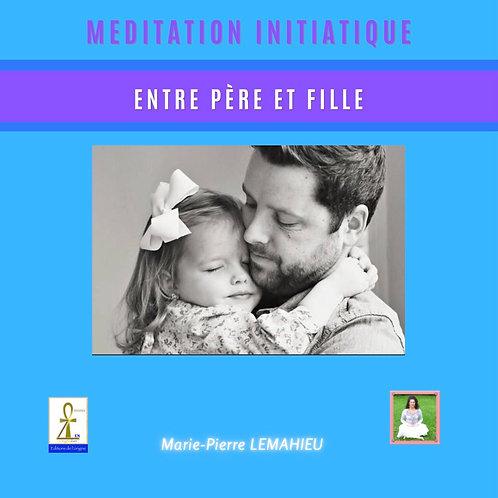 CD de méditation «entre père et fille»