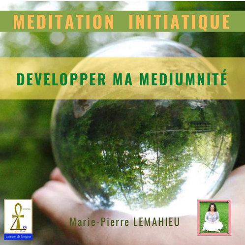 CD «développer ma médiumnité»