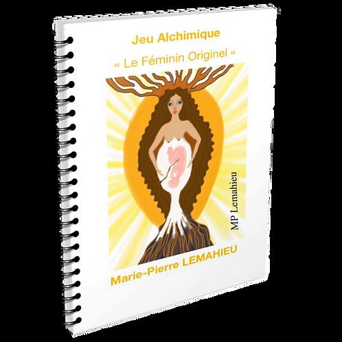 """Livret d'accompagnement """"Le Féminin Alchimique"""" - PDF Téléchargeable"""