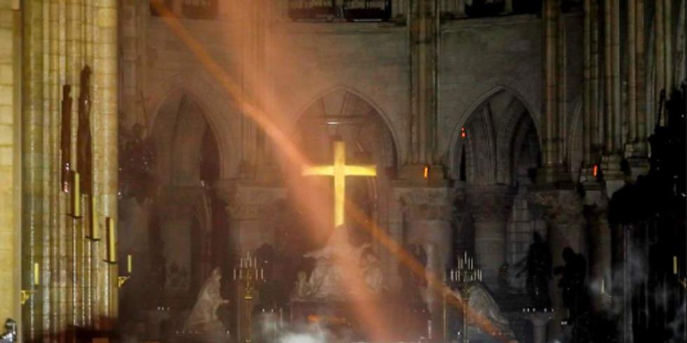 Méditation en Hommage à Isis, Marie, Marie-Madeleine Pour Notre Dame de Paris