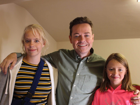 Telly star Stephen Mulhern chats to HRM!
