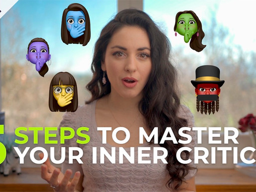 Ep. 35 | How to Overcome Your Inner Critics