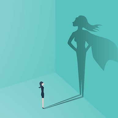 Show Up, Step Up, Speak Out – for Women in Business