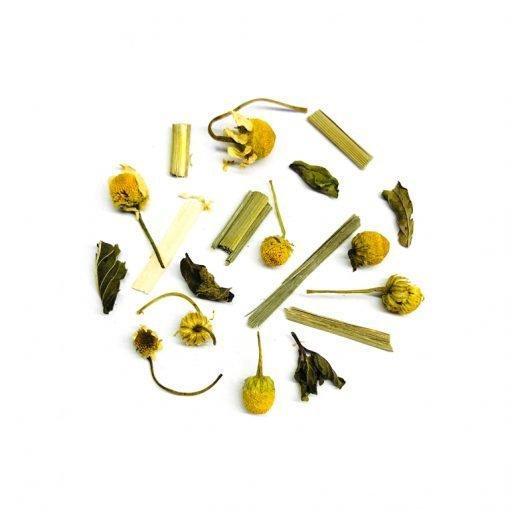 Chamomile Lemongrass Peppermint
