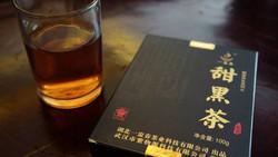 一盅春 甜黑茶