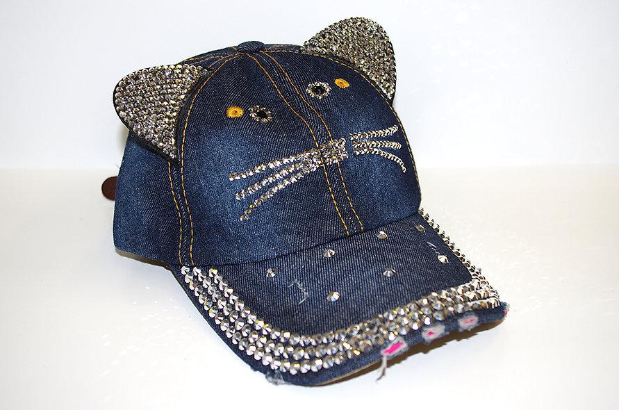 Kitty Cat Cap